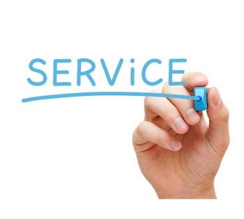 Cam kết dịch vụ