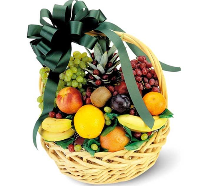 Giỏ trái cây mẫu 2