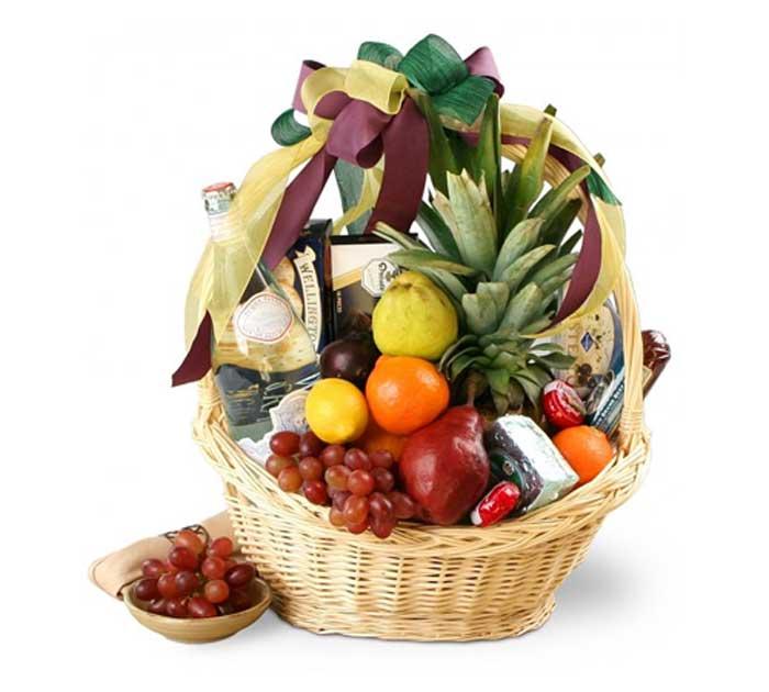 Giỏ trái cây số 4