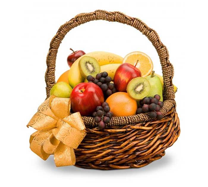 Giỏ trái cây số 3